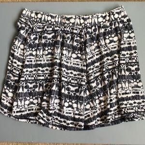 EUC Maurice's XL skirt